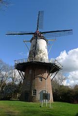 Nederland - Bellingwolde, Veldkamp's Meuln