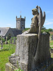 yealmpton church, devon