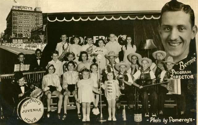 Pomeroy's Juvenile Hour Performers
