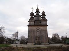 Седнев, Георгиевская церковь XVIII ст.