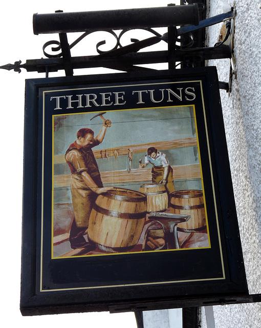 'Three Tuns'