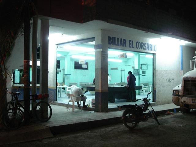 Biliar El Cortsario
