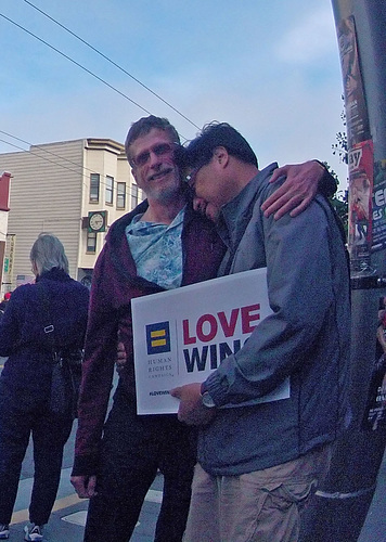 Marriage Rights Celebration In The Castro (0052)