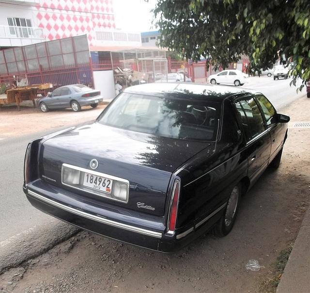 Cadillac du Panama.