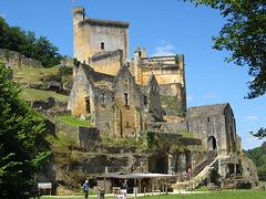 chateau de COMMARQUES