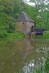 Nederland - Vorden, Watermolen Hackfort
