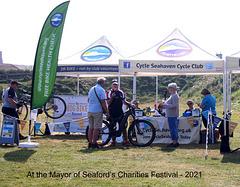 Seahaven Cycle Club - Dr Bike - Mayor's Charities Festival 2021