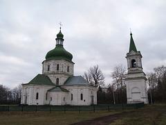 Седнев, Воскресенская церковь