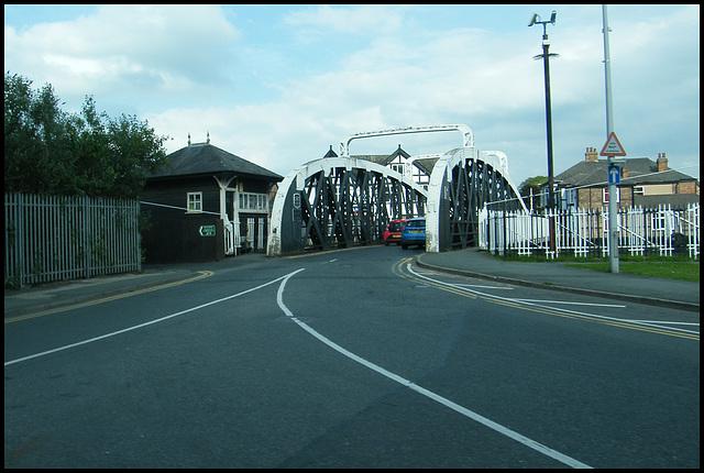 Northwich Town Bridge