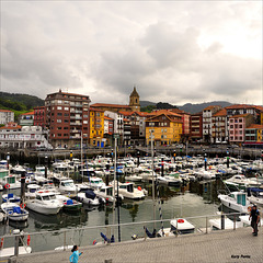 Puerto de Bermeo - Bizkaia - Euskal Herria