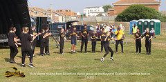 Streetfunk solo dance - Seaford Mayor's Charities Festival 2021