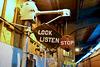 Canada 2016 – The Canadian – Winnipeg Railway Museum – Stop, look and listen