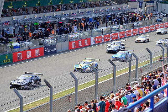 Le Mans 24 Hours Race June 2015 7 X-T1