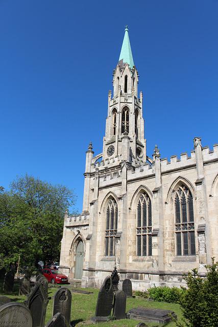 Christ Church, Thorne Road, Doncaster (Redundant)