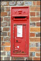 Victorian C-size wall box