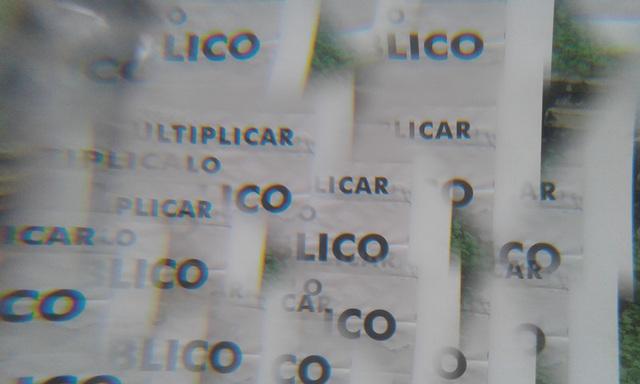 B- Filtros de distorsión de la imagen.