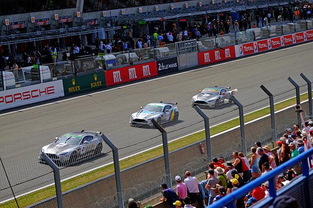 Le Mans 24 Hours Race June 2015 8 X-T1
