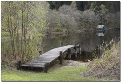 A corner of Loch Ard