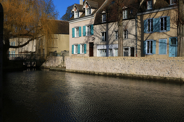 Tout à l'Eure à Chartres