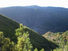 Distant glimpse to Aldeia da Pena.