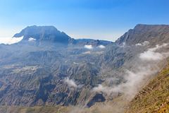 La Réunion - Mafate, Piton des Neiges and Grand Bénare