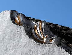 Tavira, Telhado