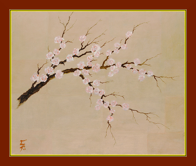 Branche fleurie (2002)