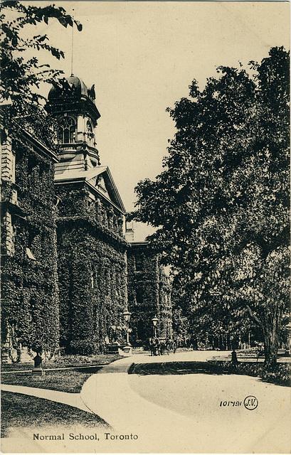 6125. Normal School, Toronto