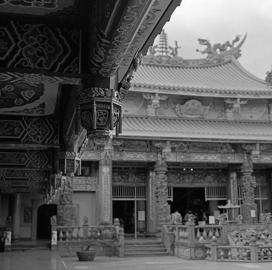 Lantern of the Taoism temple