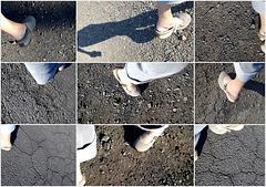 Walking fragments
