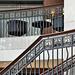 Art Deco Staircase – InterContinental Hotel, Magnificent Mile, North Michigan Avenue, Chicago, Illinois, United States