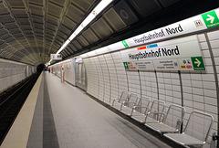 Hamburg: Hauptbahnhof Nord