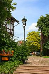 Trendelburg, Laterne