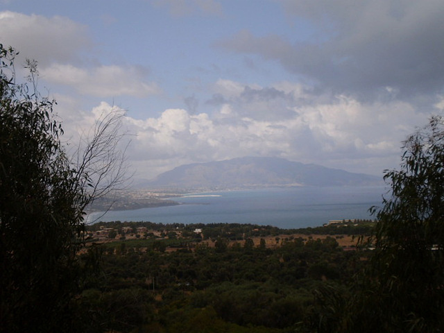 Gulf of Castellammare.