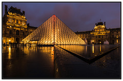 Louvre at Night...