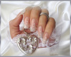 La main de la mariée
