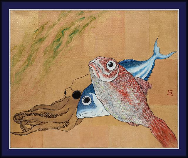 Sortis de la mer (2002)