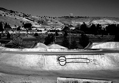 Typical skater art