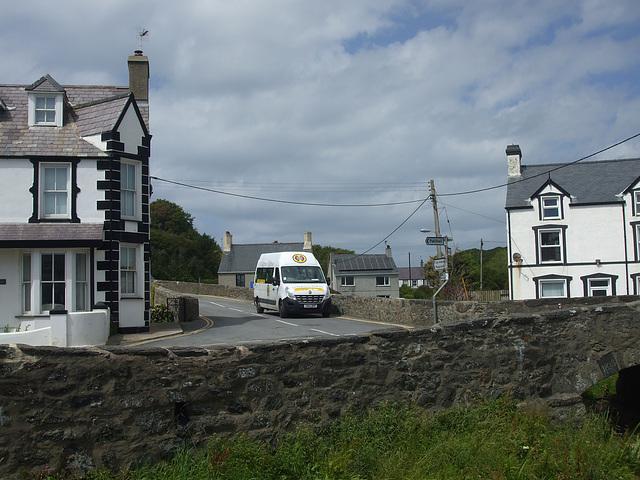 DSCF0206 O Ddrws I Ddrws CN12 DFP - Llŷn Coastal Bus/Bws Arfordir Llŷn