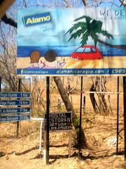 Blurry Alamo brouillé
