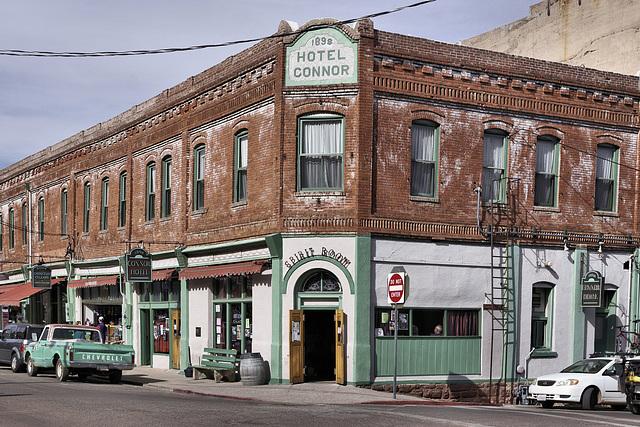 Spirit Room – Main Street, Jerome, Arizona