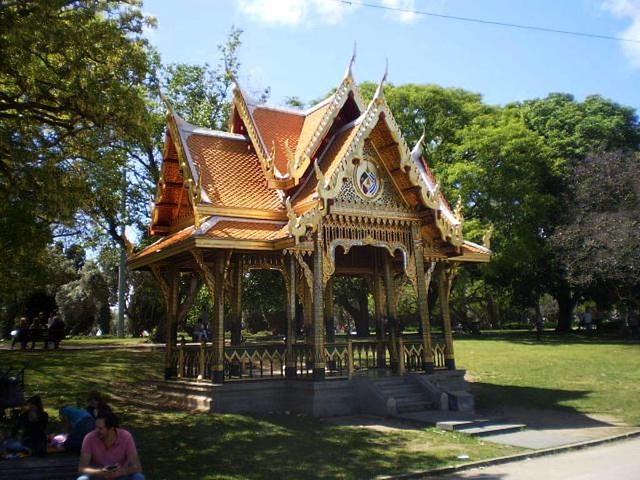 Pavilion Princess Maha Chakri.