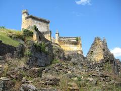 le chateau de COMMARQUES