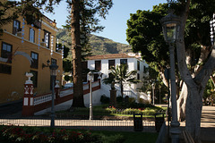 Plaza Andres De Lorenzo Caceres