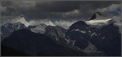 Les hauts sommets de la Haute Maurienne (Savoie)