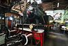 Eisenbahnmuseum Lokschuppen Aumühle 2015 – 1928 Steam Engine DR 75 634