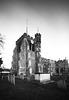 Hitchin church pinhole