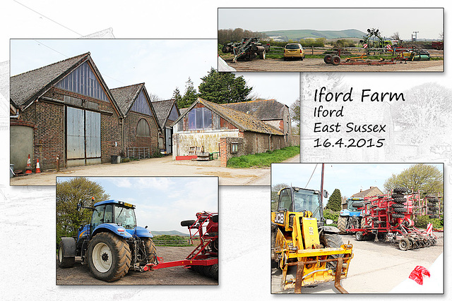 Iford Farm - Sussex - 16.4.2015