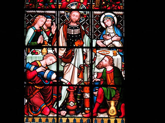 st john the baptist, chester
