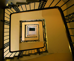 Treppen im Kontorhaus Miramar #10/50